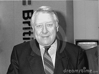 Roy Hattersley Editorial Stock Image