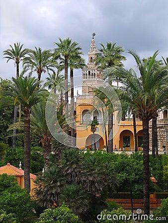 Royal Alcazar Gardens, Seville