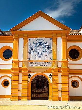 Royal Andalucían School of Equestrian Art