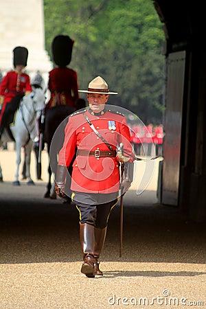 Free Royal Canadian Mountie Royalty Free Stock Photos - 73857868