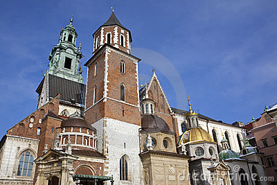 Royal Cathedral - Wawel Hill - Krakow - Poland