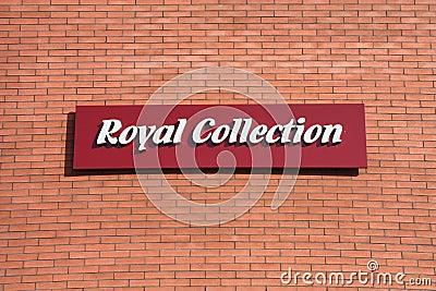 Royal Collection Editorial Stock Photo