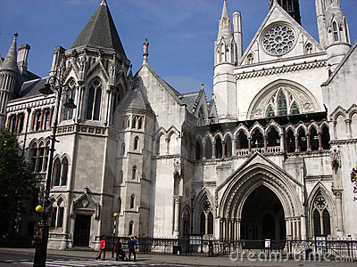 Royal Courts Of Justice 2