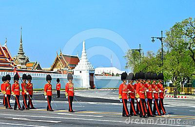 The Royal Cremation Ceremony, BANGKOK, THAILAND Editorial Photography