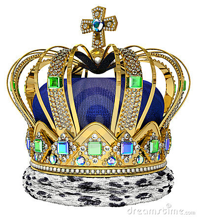 Free Royal Crown Stock Images - 11597614