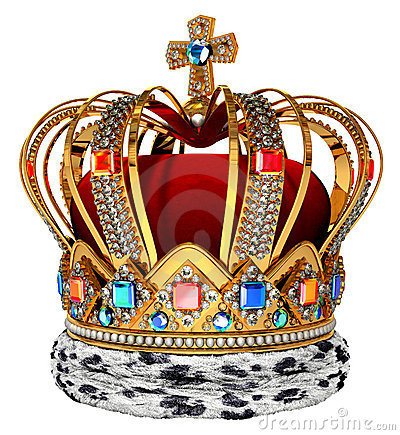 Free Royal Crown Stock Images - 11644454