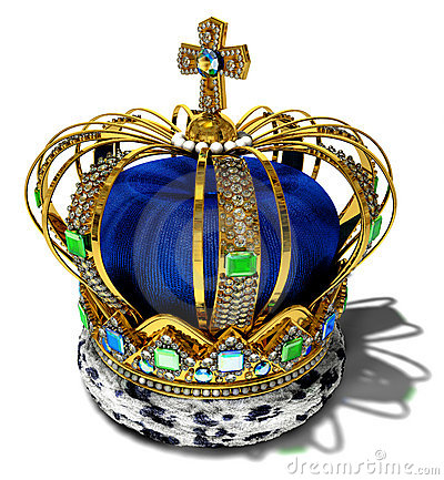 Free Royal Crown Stock Image - 13397311