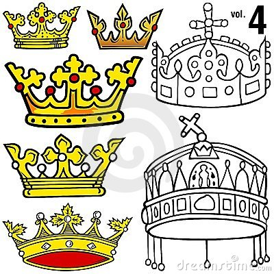 Royal Crowns vol.4