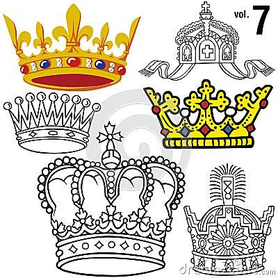 Royal Crowns vol.7