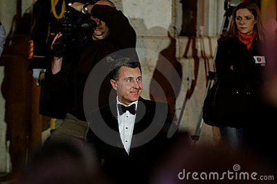 Royal family, prince Radu Editorial Image