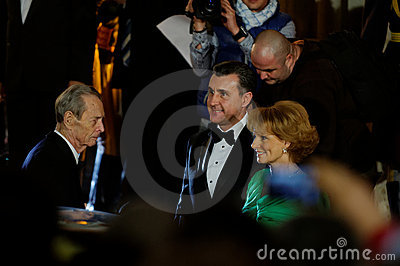 Royal family of Romania Editorial Image