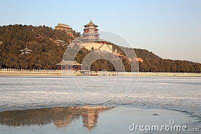 Royal Garden in Beijing