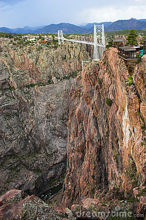 Free Royal Gorge Bridge Stock Photo - 3708780