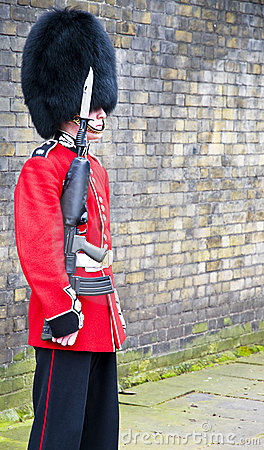 Royal guard Editorial Stock Photo