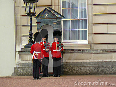 Royal guard Editorial Image