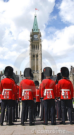 Free Royal Guard Squad Royalty Free Stock Photography - 7729427
