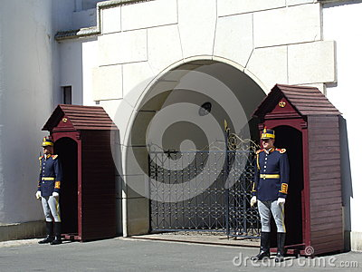 Royal guards Editorial Stock Photo