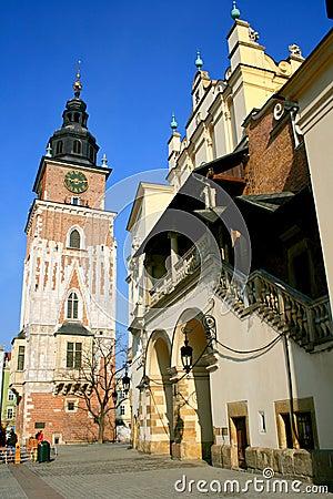Royal Krakow, Poland Editorial Stock Image