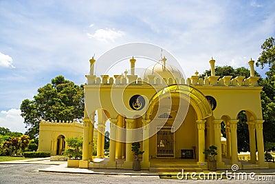 Royal Mausoleum of Sultan Abdul Samad, Jugra