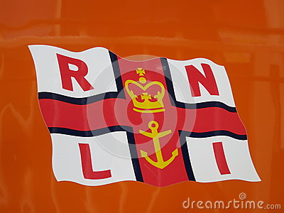 Royal National Lifeboat Institution Editorial Image