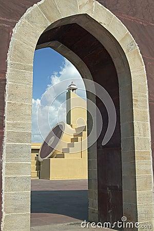Royal Observatory, Jaipur