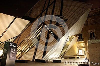 Royal Ontario Museum Editorial Image