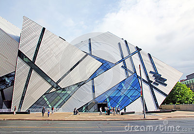 Royal Ontario Museum Editorial Stock Image