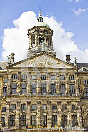 The Royal Palace, Amsterdam
