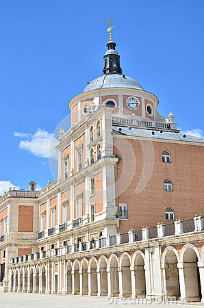 The Royal Palace of Aranjuez