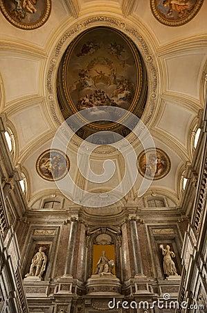 Free Royal Palace - Caserta, Italy Stock Photography - 13810772