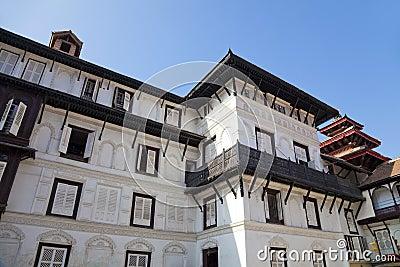 Royal Palace Grounds, Kathmandu, Nepal
