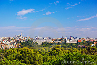 Royal Palace - Madrid Spain