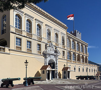 Royal Palace - Monaco