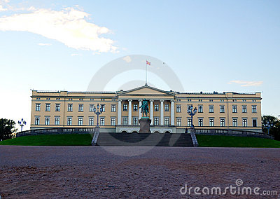 Royal Palace, Oslo Norway