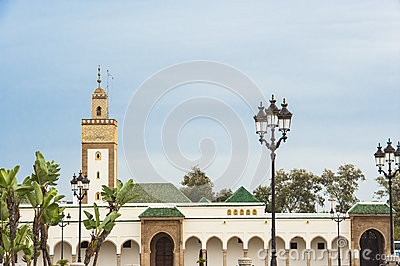 Royal Palace Rabat, Morocco