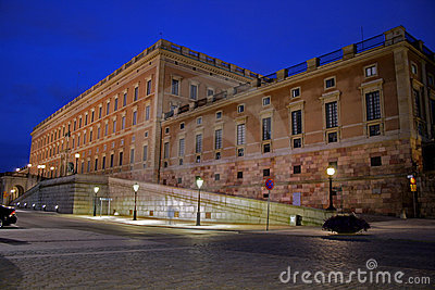 Royal Palace Stockholm, Sweden, Europe