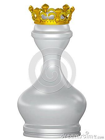 Royal pawn