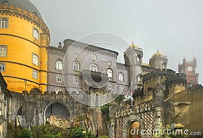 Royal Pena palace