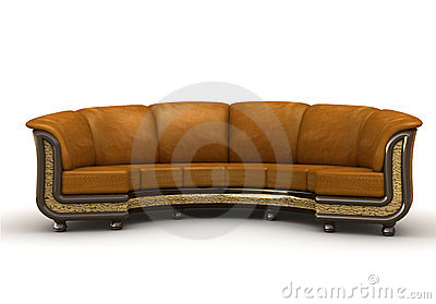 The royal  sofa