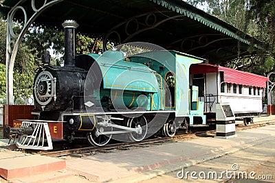 Royal train Editorial Stock Photo