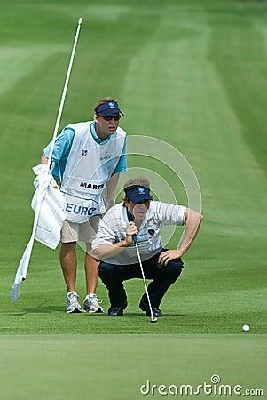 vs europe golf