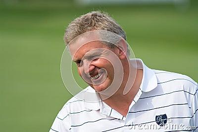 Royal Trophy golf tournament, Asia vs Europe 2010 Editorial Stock Photo