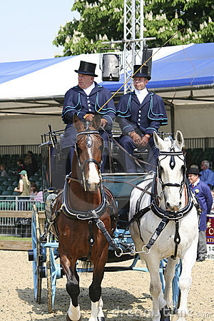 Royal Windsor Horse Show Editorial Image