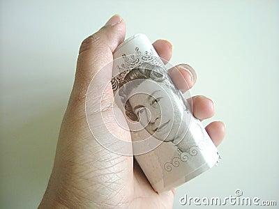 Royally rich!