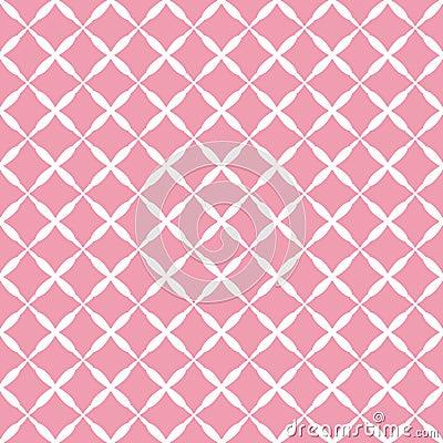 Roze patroon