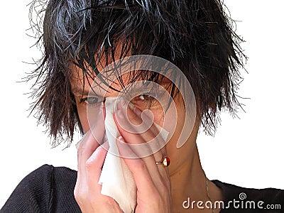 Rozwalić nos