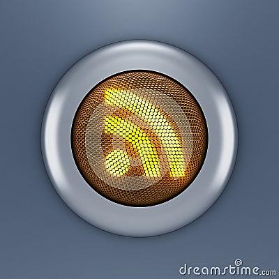 RSS button concept