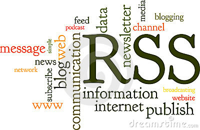 Rss Feed Word Cloud