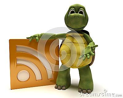 Rss symbolu tortoise