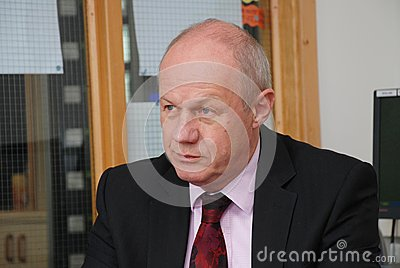 Rt.Hon. Damian Green Editorial Photography